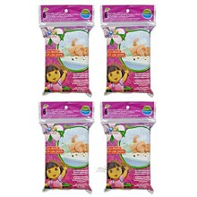 Neat Solutions Tidy Topper Disposable Multi Use Pad Dora The Explorar 15 X 30 24 Count