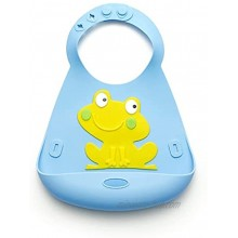Baby Bibs for Boys 100% Food Grade Silicon Waterproof Easy Clean Keeps Stains Off Dishwasher Safe Cute Designs for Your Baby Boy
