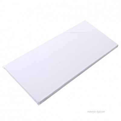 Constructive Playthings Replaceable Changing Table Pad White 16 x 34