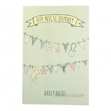 Our NICU Journey The Daily Tracking Journal for NICU Babies Ideal for All Babies in The Hospital Perfect for Preemies