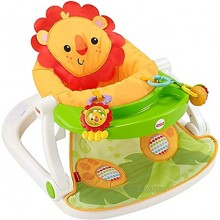 Fisher-Price Sit-Me-Up Floor Seat with Tray [ Exclusive]